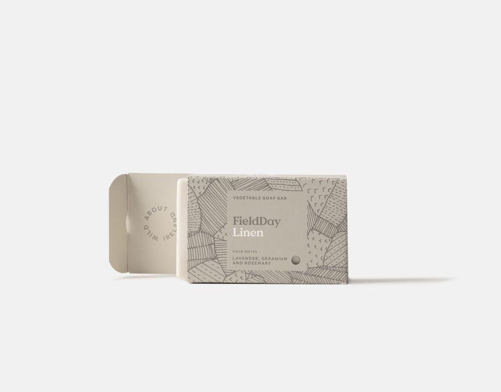 FieldDay Linen Soap Bar